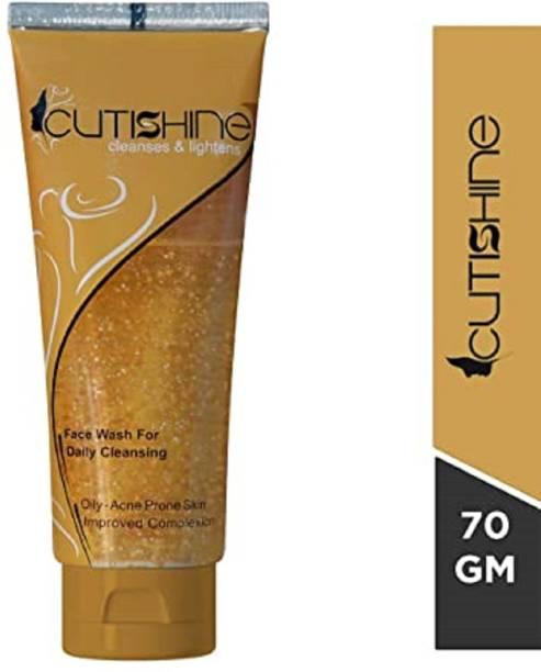 Cutishine oily-Acne & Pimples Face Wash