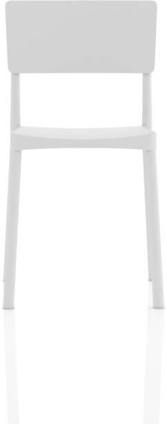 FURNITURE MAMA Plastic Living Room Chair