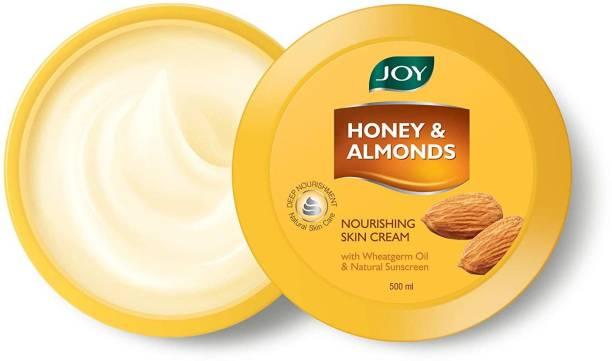 Joy Honey & Almonds Nourishing Skin Cream 500 ml