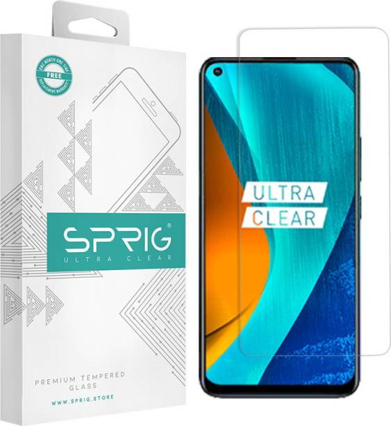 Sprig Tempered Glass Guard for Mi 10T