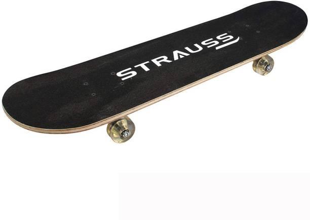 Strauss Bronx BT 8 inch x 31 inch Skateboard