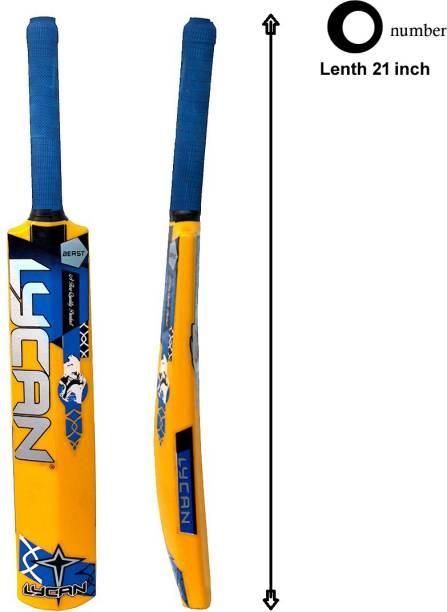 LYCAN beast pvc cricket bat # size 0 for age group 2-3 year PVC/Plastic Cricket  Bat