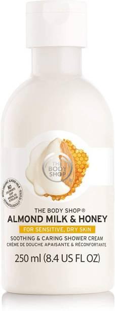 THE BODY SHOP Almond Milk Honey Shower Cream