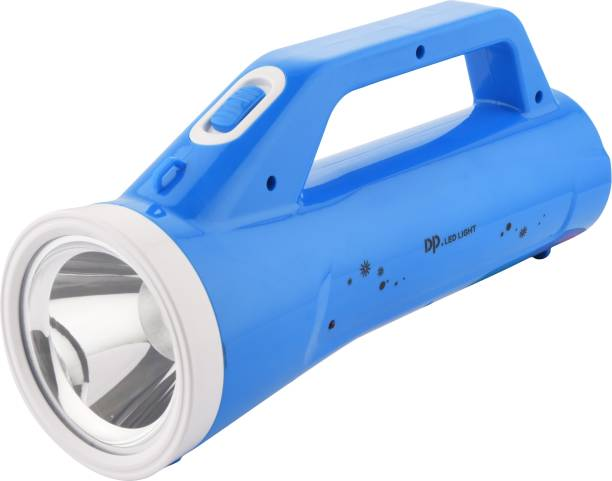 DP.LED ULTRA HIGH BRIGHT PORTABLE RECHARGEABLE LED SEARCH LIGHT Torch Emergency Light