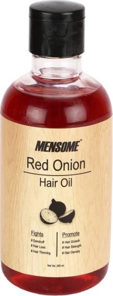 MENSOME ONION HAIR OIL FOR HAIR REGROWTH HAIR NOURISHMENT HAIR LOSS TREATMENT Hair Oil