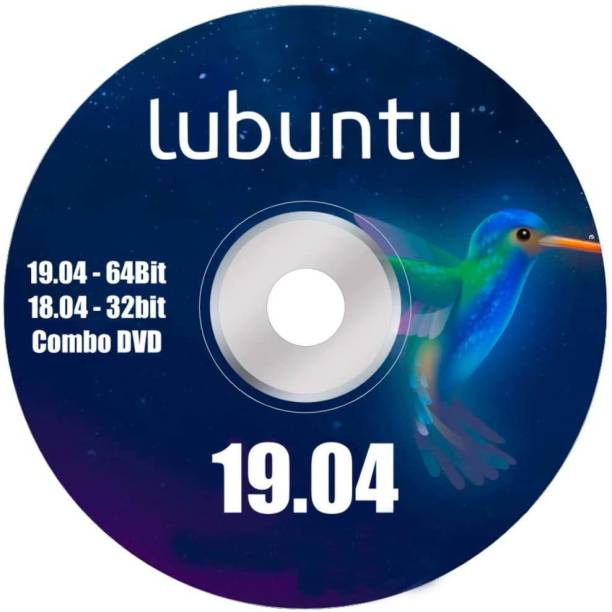 Lubuntu Lubuntus Linux New Version COMBO DVD 19.04 64-bit And 18.04 LTS 32-bit Dual Boot DVD Latest Versions Better Than Windows! Customize almost everything in your desktop: icons and visual settings, manage users, add free apps and games, connect printers and other devices, etc. 64-bit and 32-bit