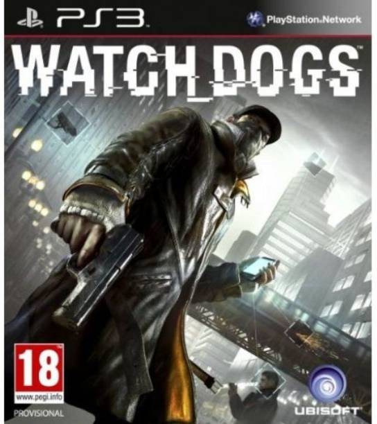 Watch Dogs (PS3) (Latest Edition)