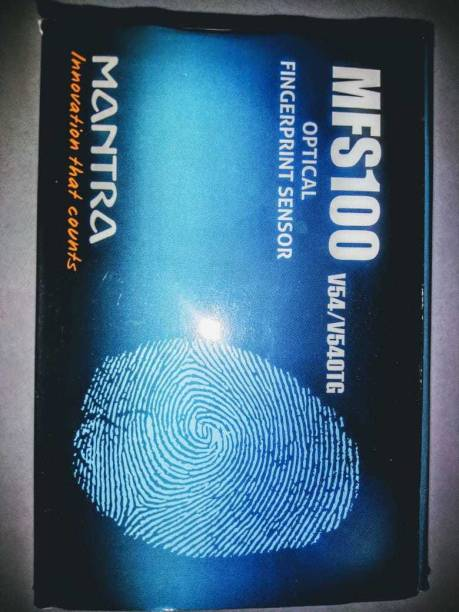 MANTRA MFSTAB MFS100 Corded Portable Scanner