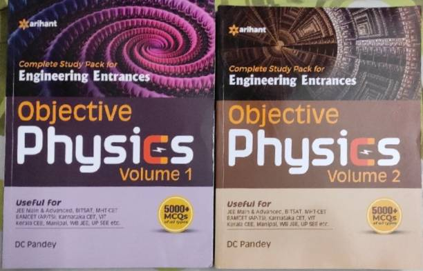 Objective Physics For Engineering Vol-1 And Vol-2