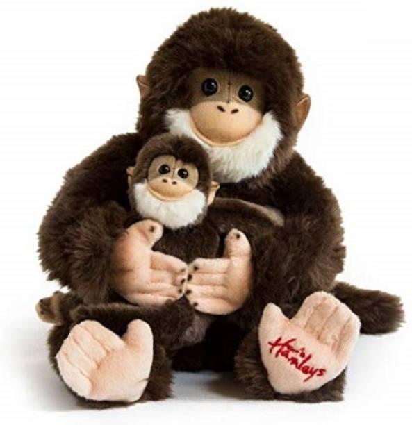 Hamleys Wild & Wonderful Monkeys  - 26 cm