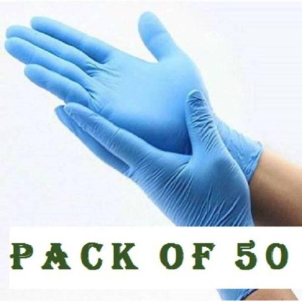 EAGLEYE Latex Examination/Surgical Gloves, Safety Gloves, Hand Gloves, eagleye99924 Latex Surgical Gloves