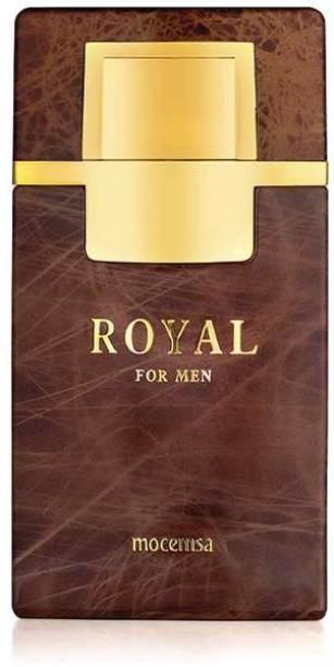 MOCEMSA Royal For Men Eau De Parfum(100ml) Eau de Parfum  -  100 ml