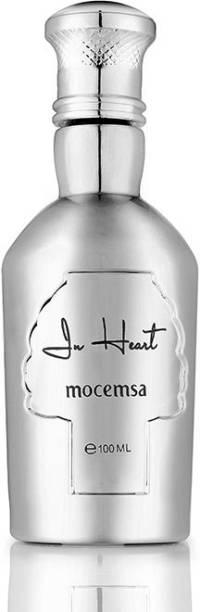 MOCEMSA In Heart Pour Homme Eau De Parfum(100ml) Eau de Parfum  -  100 ml