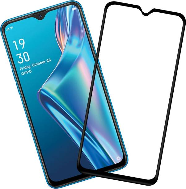 Aspir Edge To Edge Tempered Glass for Vivo Y95, Vivo Y93, Vivo Y91, Realme 3, Realme 3i, Oppo A12, Oppo A11K, Oppo A5s