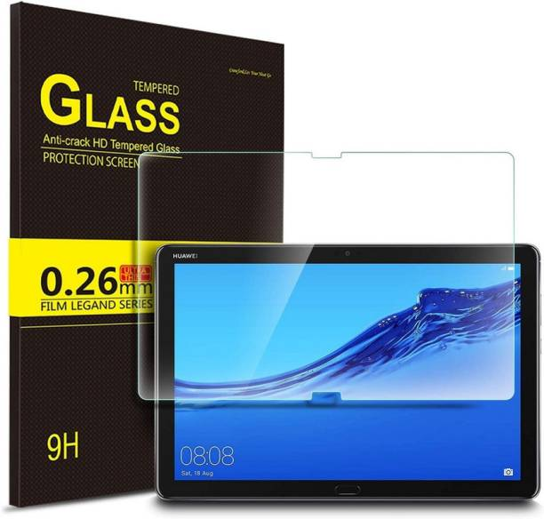 ROSALINE Tempered Glass Guard for Huawei MediaPad M5 Lite 10.1 inch