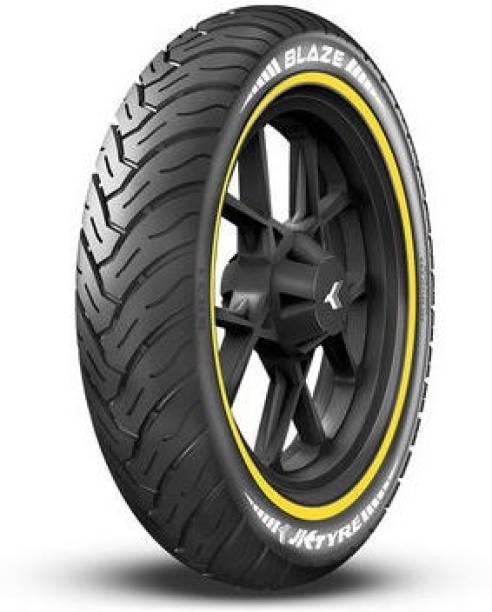 JK Tubeless Blaze BR31 100/90-17 Tubeless Front & Rear Tyre