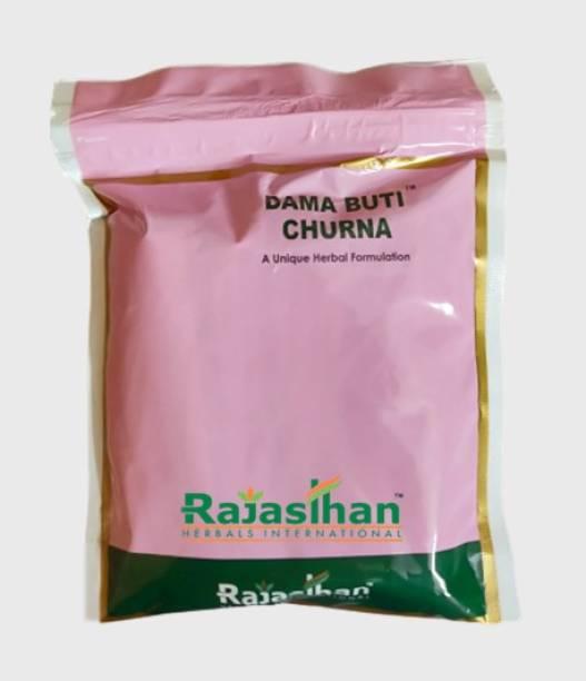 Rajasthan Herbals International Dama Churna (Pack of 3)