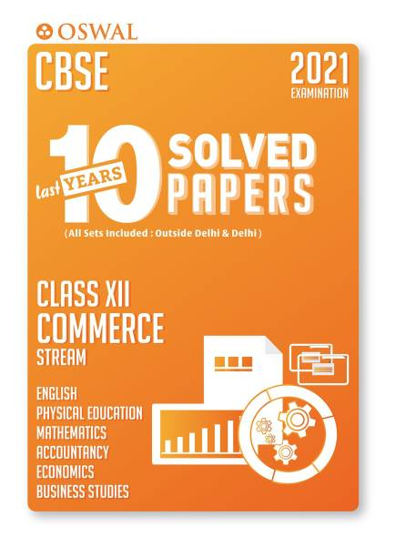 10 Last Years Solved Papers Commerce Stream
