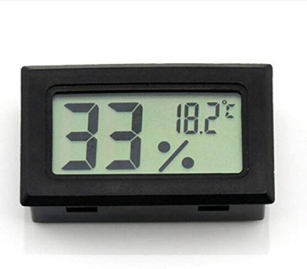 PIPER Digital Temperature Humidity Meter Instant Read Thermocouple Kitchen Thermometer