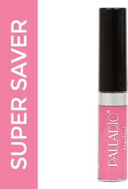 Palladio Beauty Lip Lacquer Darling Pink