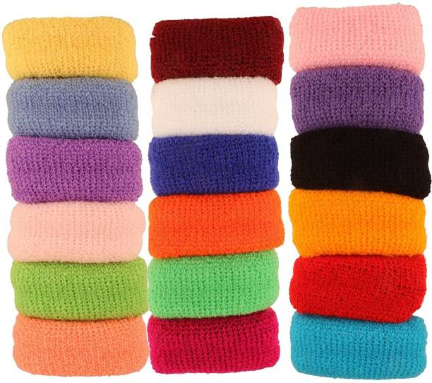 WAW Charming Attractive Colorful Hair Rubber Band Rubber Band