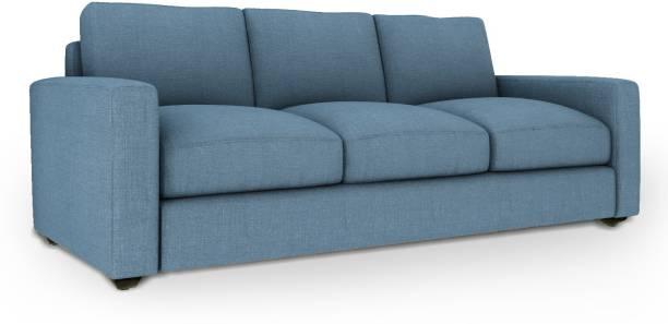 Forzza Sylvia Fabric 3 Seater  Sofa