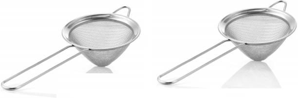 Roseleaf Tea And Coffee Strainer Filter with Stainless Steel Mesh Tea Strainer Tea Strainer