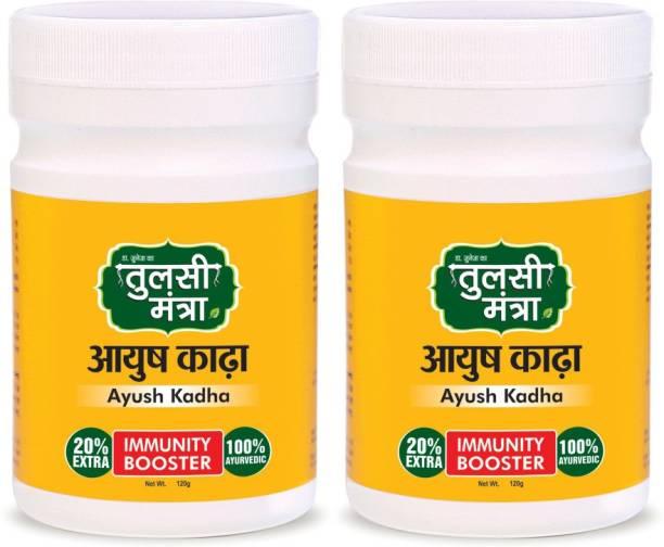 Tulsi Mantra Ayush Kadha - Immunity Booster