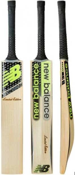 NB EXCLUSIVE NB DC 1080 Vigorous bat ( Poplar Willow) Cricket Bat Poplar Willow Cricket  Bat