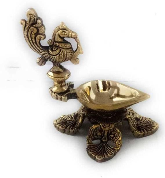 RAMA METAL Brass Table Diya
