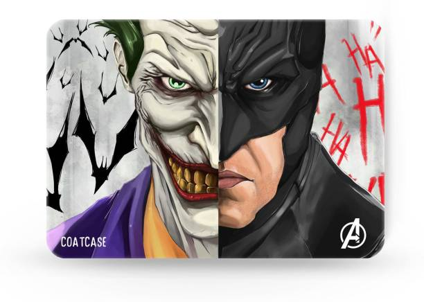 COATCASE MPJ-17 Dc Comic Batman Joker Printed Rubber Base with Anti Skid Feature for Computer and Laptop Designer Gaming Mouse pad Mousepad