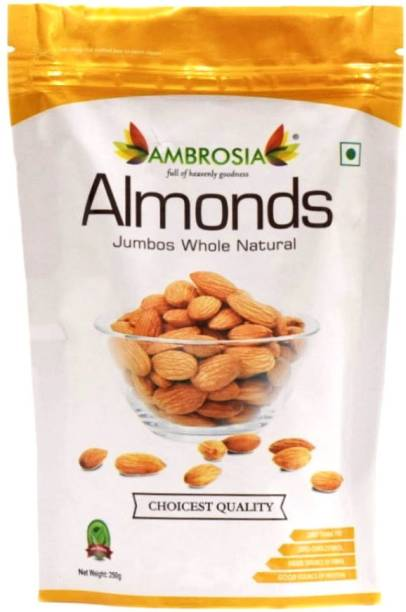 AMBROSIA Jumbo California Almond Kernels Almonds