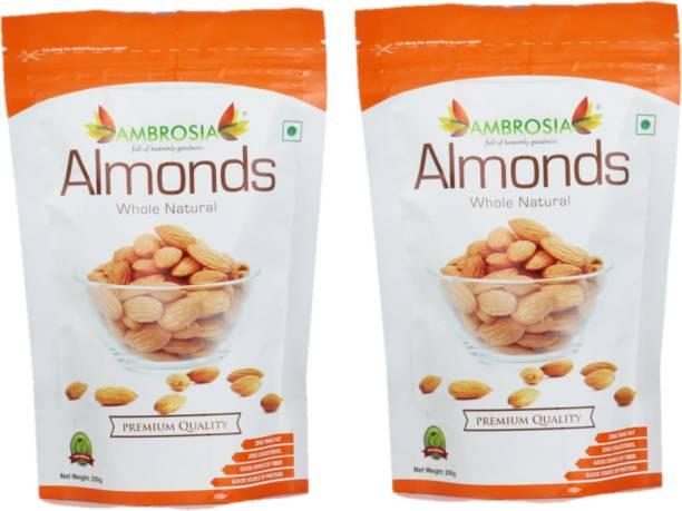 AMBROSIA Whole California Almonds Almonds