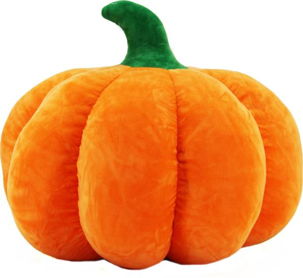 Dimpy Stuff Super Soft Pumpkin  - 33 cm
