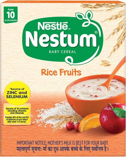 Nestle Nestum Rice Fruits Cereal