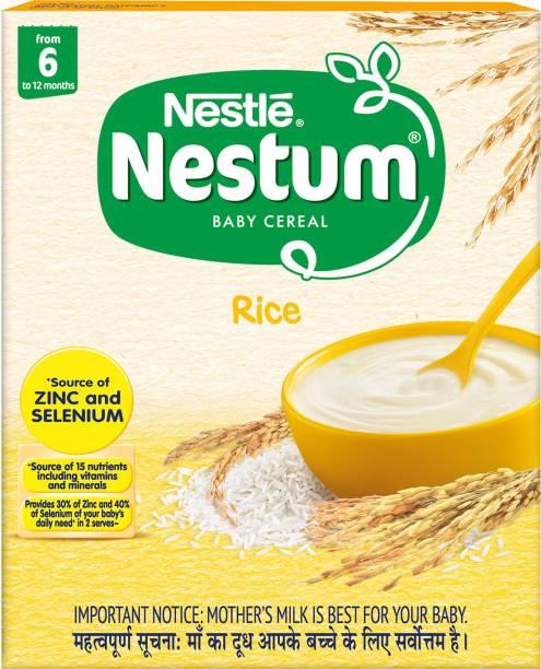 Nestle Nestum Rice (Stage 1) Cereal