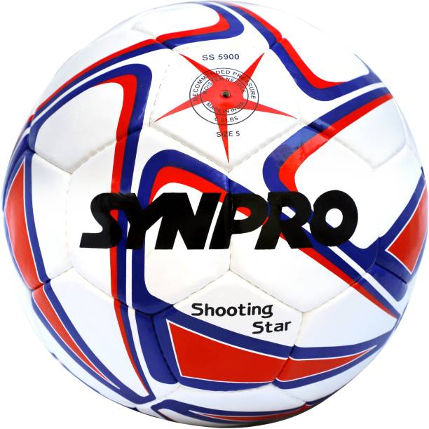 Synpro Shooting Star Football - Size: 5