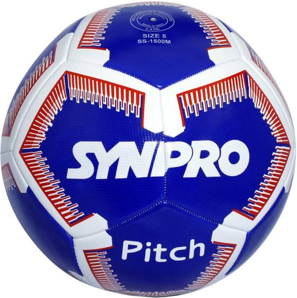 Synpro Pitch Football   Size: 5