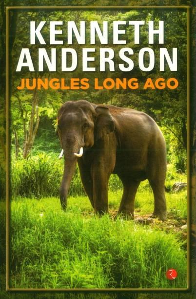 Jungles Long Ago.Anderson