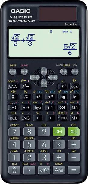 CASIO FX-991ES Plus-2nd Edition Scientific Scientific  Calculator