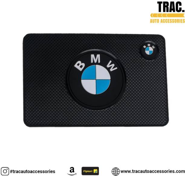 Trac TRACMAT00009 Anti slip Dashboard Mat(BMW) Car Dashboard Cover