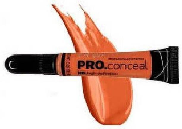 FUFA Girl Pro Conceal Orange Corrector 8g Concealer (orange corrector, 8 g) Concealer