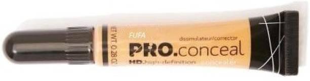 FUFA HD PRO Conceal Concealer (Fawn, 8 g) Concealer