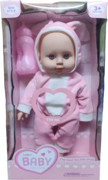 The Simplifiers Cute Baby Doll Bunny Style