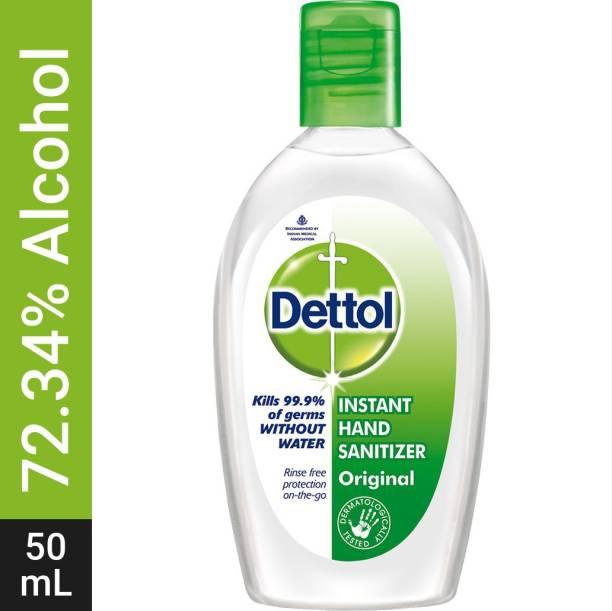 DETTOL Instant , Original Hand Sanitizer Bottle
