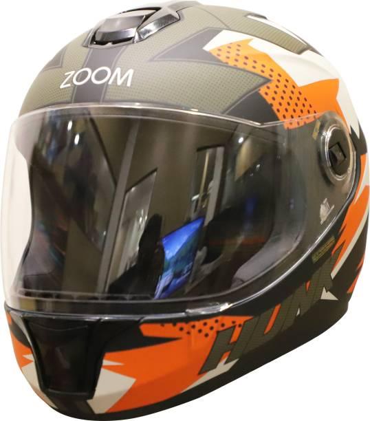 Steelbird SBH-11 Hunk Motorbike Helmet