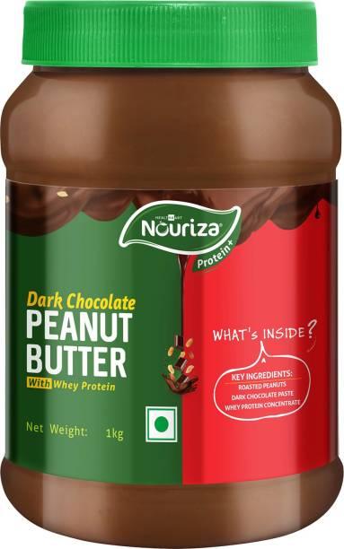 NOURIZA Dark Chocolate Peanut Butter Spread 1 kg