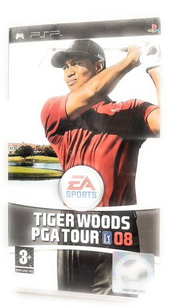 Tiger Woods PGA Tour 08 (Ultimate Evil Edition)