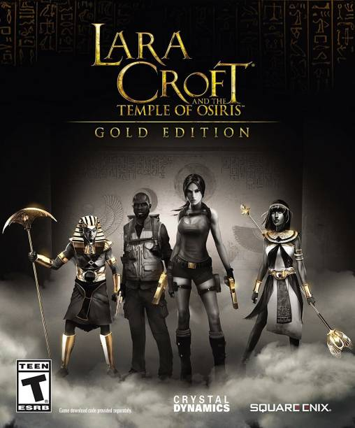 Lara Croft and the Temple of Osiris - Gold Edition (Game not Included) (Ultimate Evil Edition)