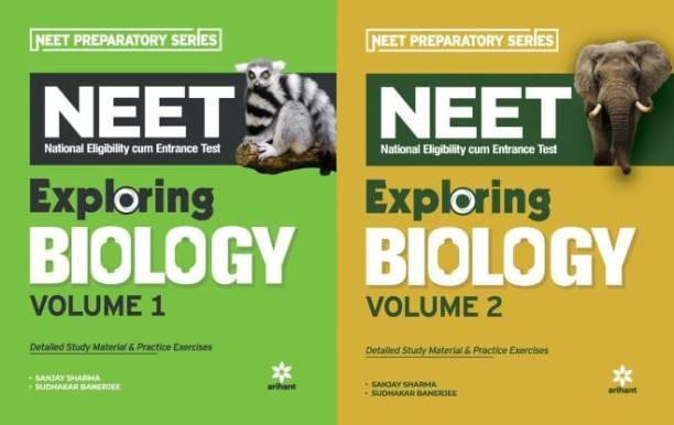 Combo Objective Biology For Neet Volume - 1 & 2